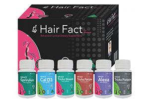 Hair Fact Vitamins for Women